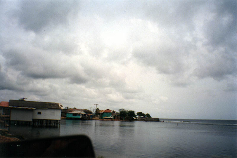 Roatan2000: Flowers Bay