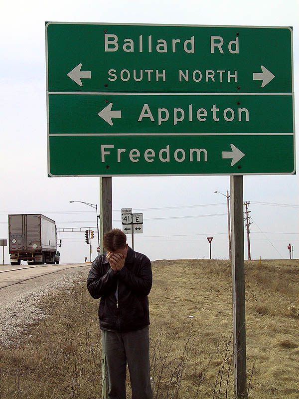 Appleton: Curtis and no Freedom