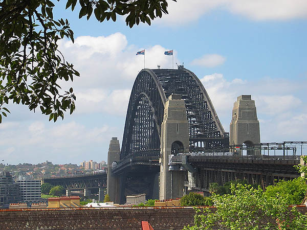 Australia 2004: Sydney Harbour Bridge
