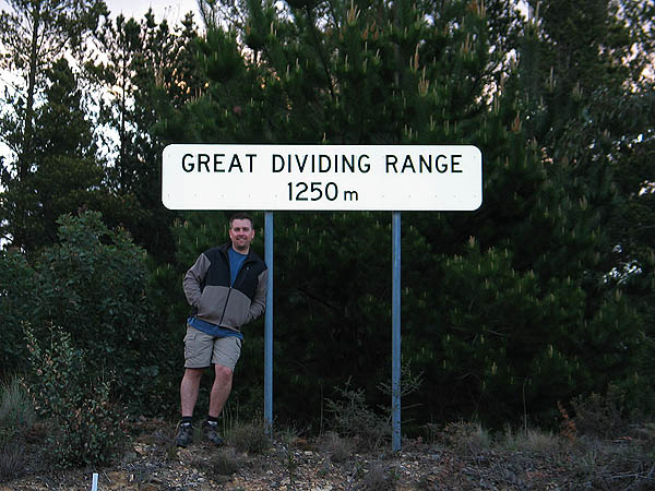 Australia 2004: Curtis Great Dividing Range