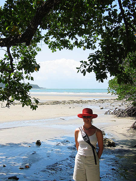 Australia 2004: Cape Tribulation Jane 02