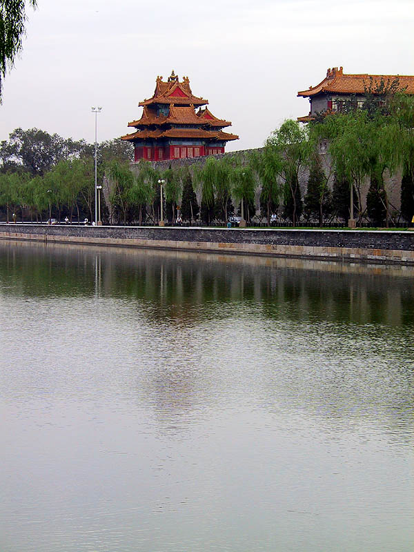 Beijing 2001: Distant Tower