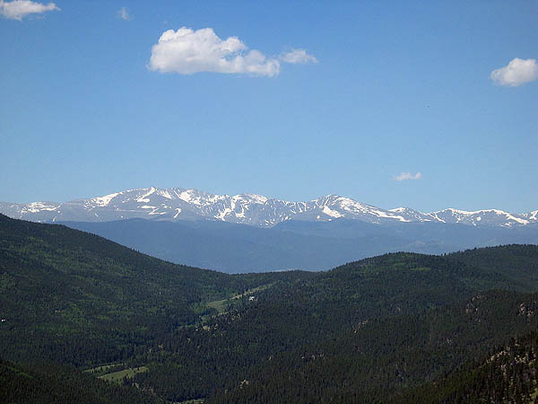 Golden Gate Canyon 2005: Mt Evans