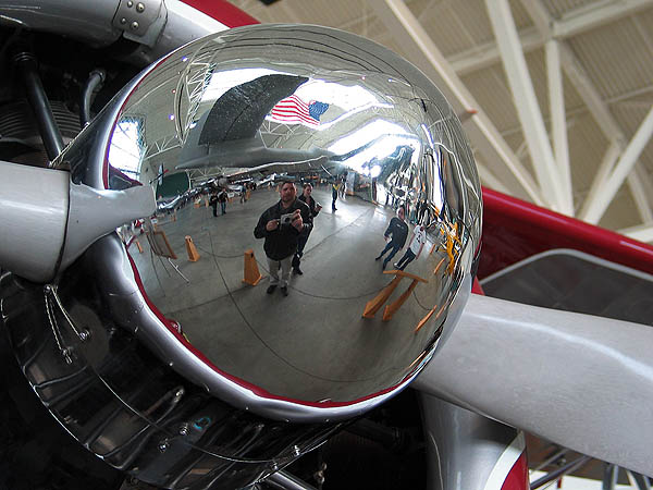 Spruce Goose 2005: Self-Portrait