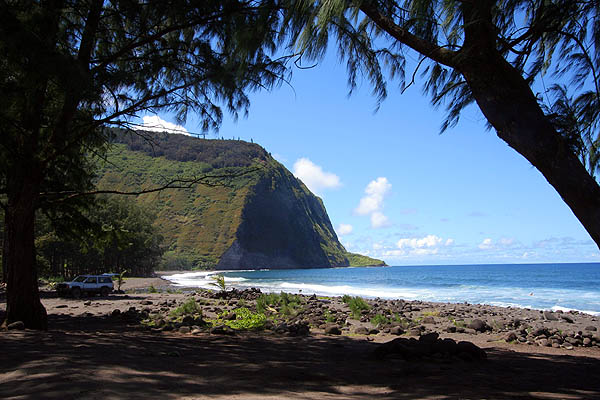 Hawaii 2006: Waipio Valley Shore