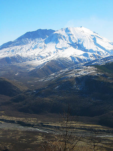 Mt. St. Helens 2005: The Mountain 03