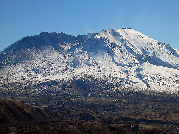 Mt. St. Helens 2005: The Mountain 08