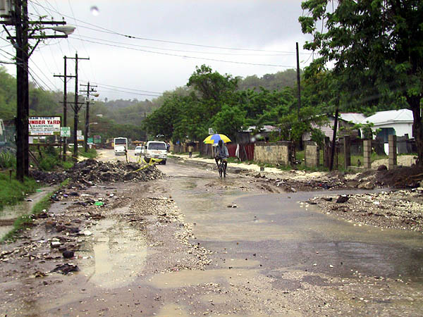 Jamaica 2002: Road to Montego Bay 06