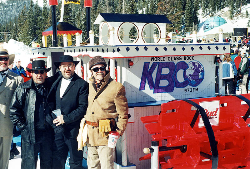 KBCO 2001: Showboat People
