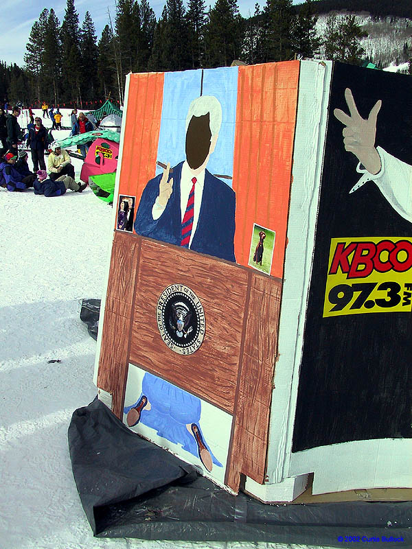 KBCO 2002: Presidential Cut-Out