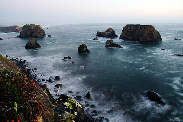 Mendocino 2006: California Coast 2