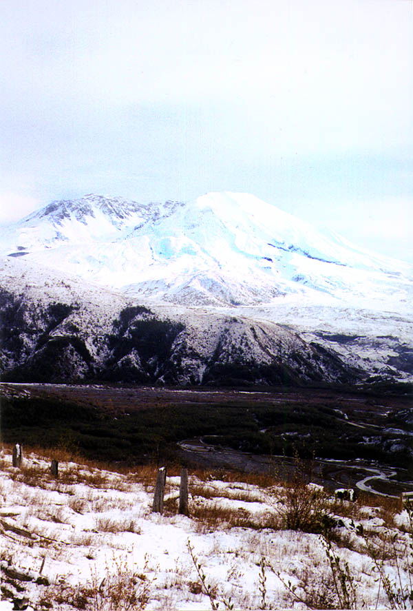 Mt St Helens: The Mountain 05
