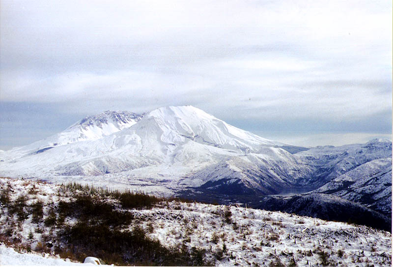 Mt St Helens: The Mountain 06