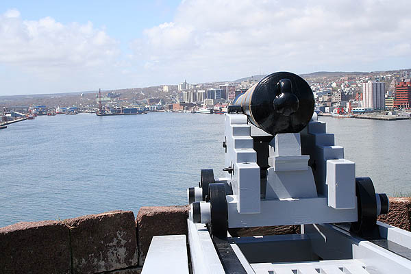 Newfoundland 2005: Cannon and St. Johns