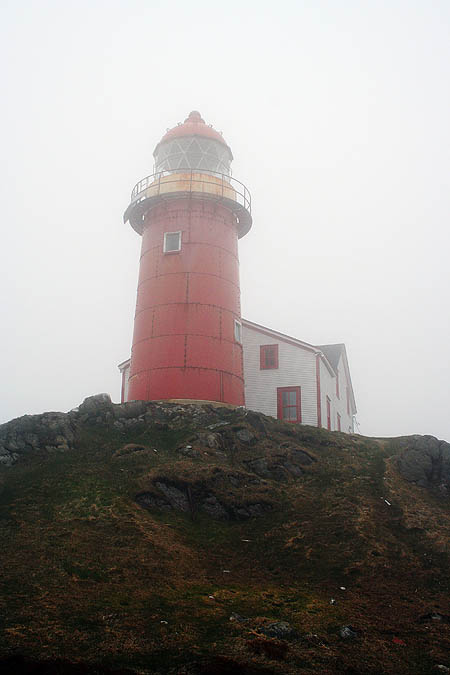 Newfoundland 2005: Ferryland Lighthouse 04