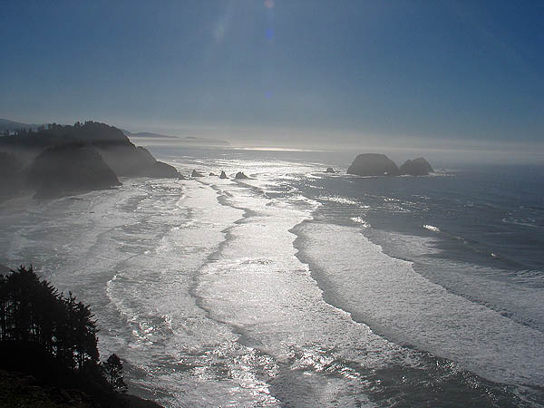 Oregon Coast 2005: Coastline