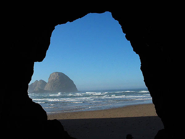 Oregon Coast 2005: Tunnel Exit 03