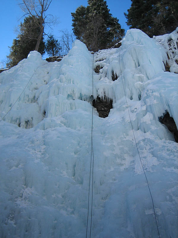 Ouray 2007: Ice Monster