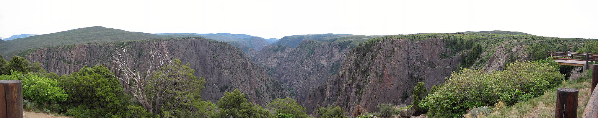 Telluride 2006: Black Canyon Panoramic View